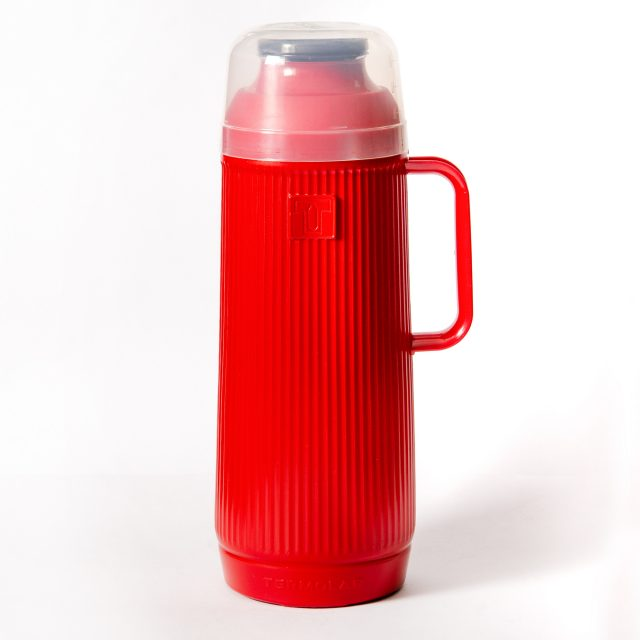 Garrafa Térmica Vermelha 1L Termolar Perfil 3595.png