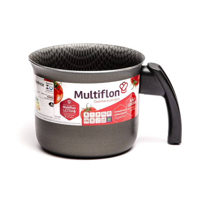Leiteira Gourmet 12 Multiflon Principal