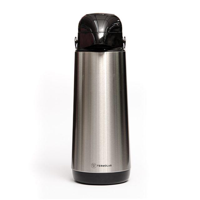 Garrafa Termica Magic Pump 18L Inox Termolar Principal