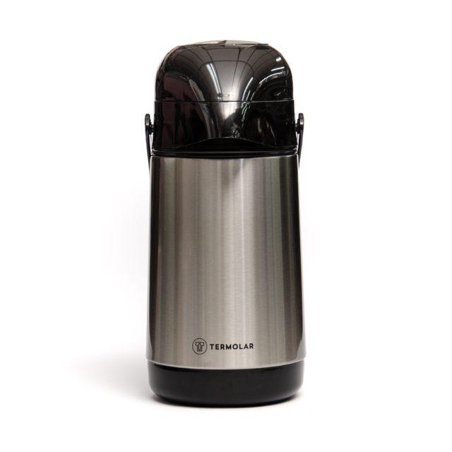 Garrafa Termica Magic Pump 500 ml Inox Termolar Principal